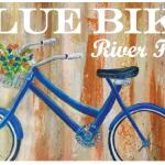 Blue Bike Pic